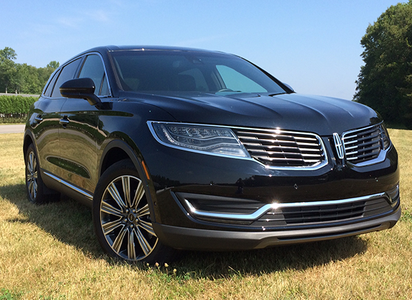 2016 Lincoln MKX First Drive - Consumer Reports