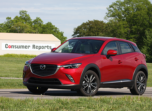 2016 Mazda CX-3 Pricing & Features | Edmunds