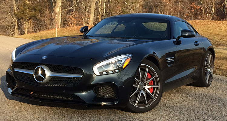 High Quality Mercedes Benz AMG GT