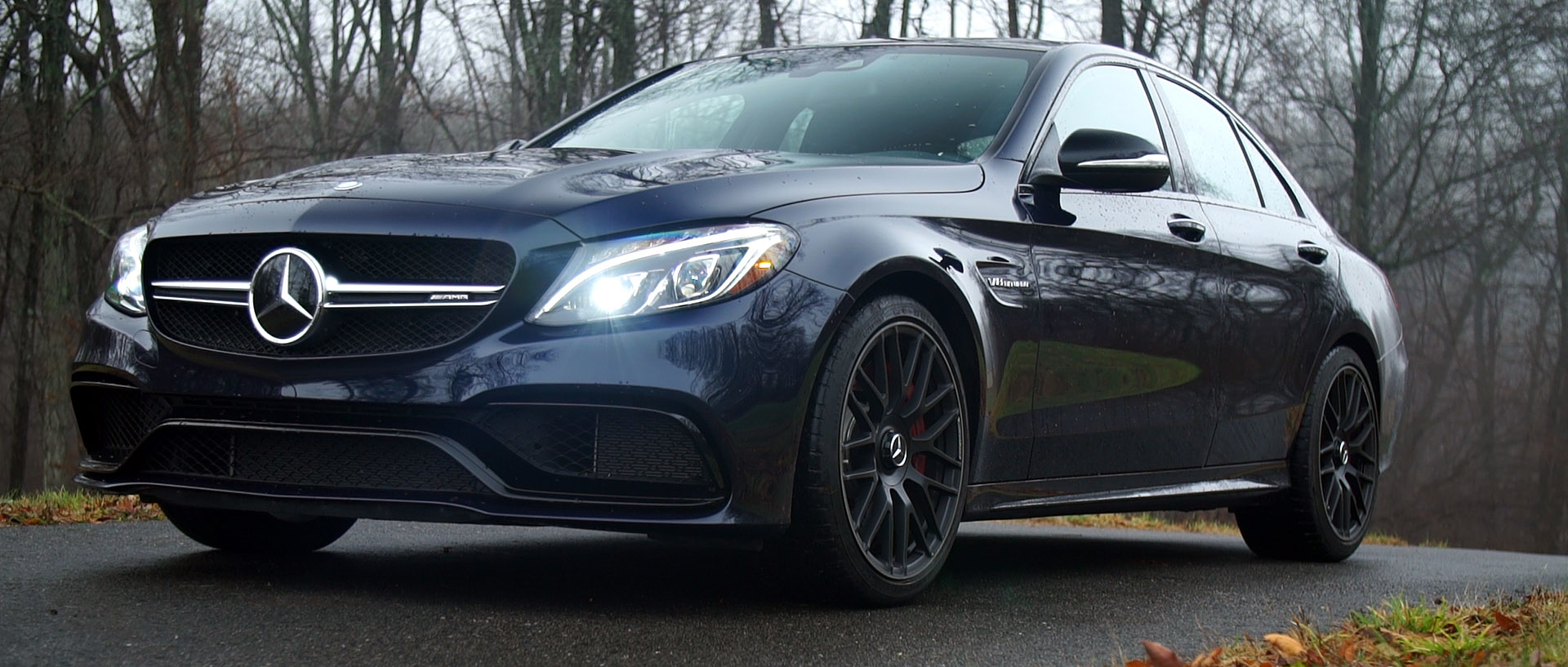 High-Performance 2016 Mercedes-Benz AMG C63 S Impresses Mightily