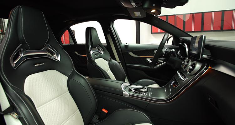 2016 Mercedes Benz Amg C63 S Interior