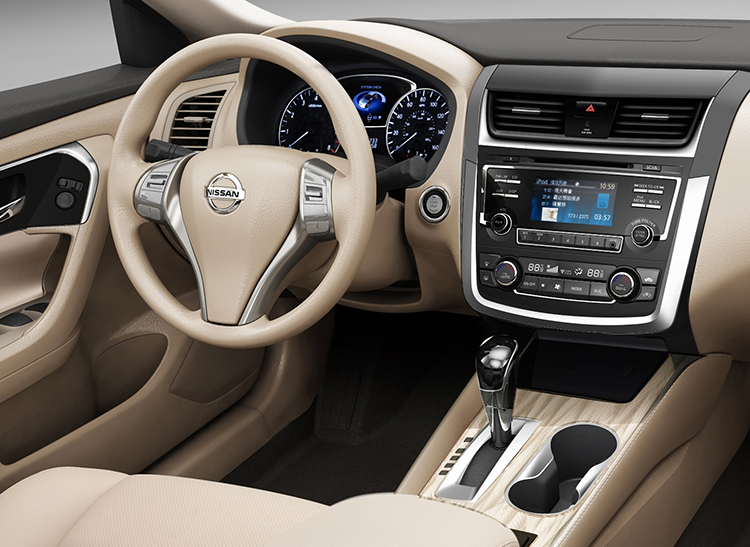 Freshened 2016 Nissan Altima Breaks Cover Consumer Reports