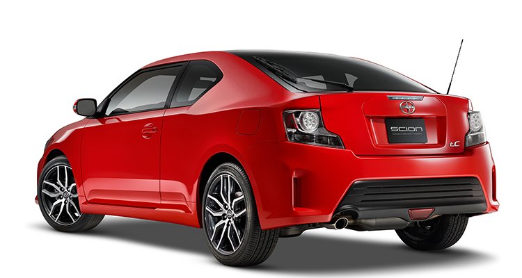 The Scion tC is one of the worst cars of 2015, says Consumer Reports.