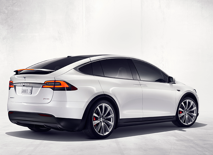 2016 Tesla Model X Crossover Unveiled Consumer Reports