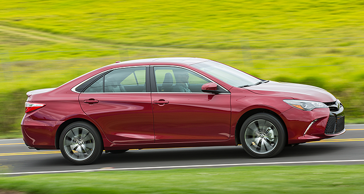 People's Pick 10 Most Popular Cars - Toyota Camry