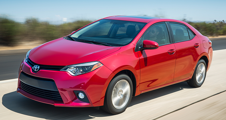 The Toyota Corolla compact car is a good choice to get to 200,000 miles.