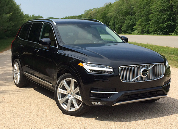 Bold High Tech 2016 Volvo Xc90 Is Truly All New