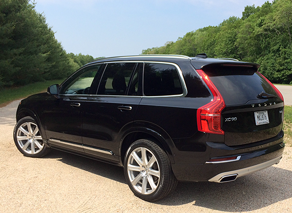 2016 volvo xc90 suv is truly all new consumer reports. Black Bedroom Furniture Sets. Home Design Ideas