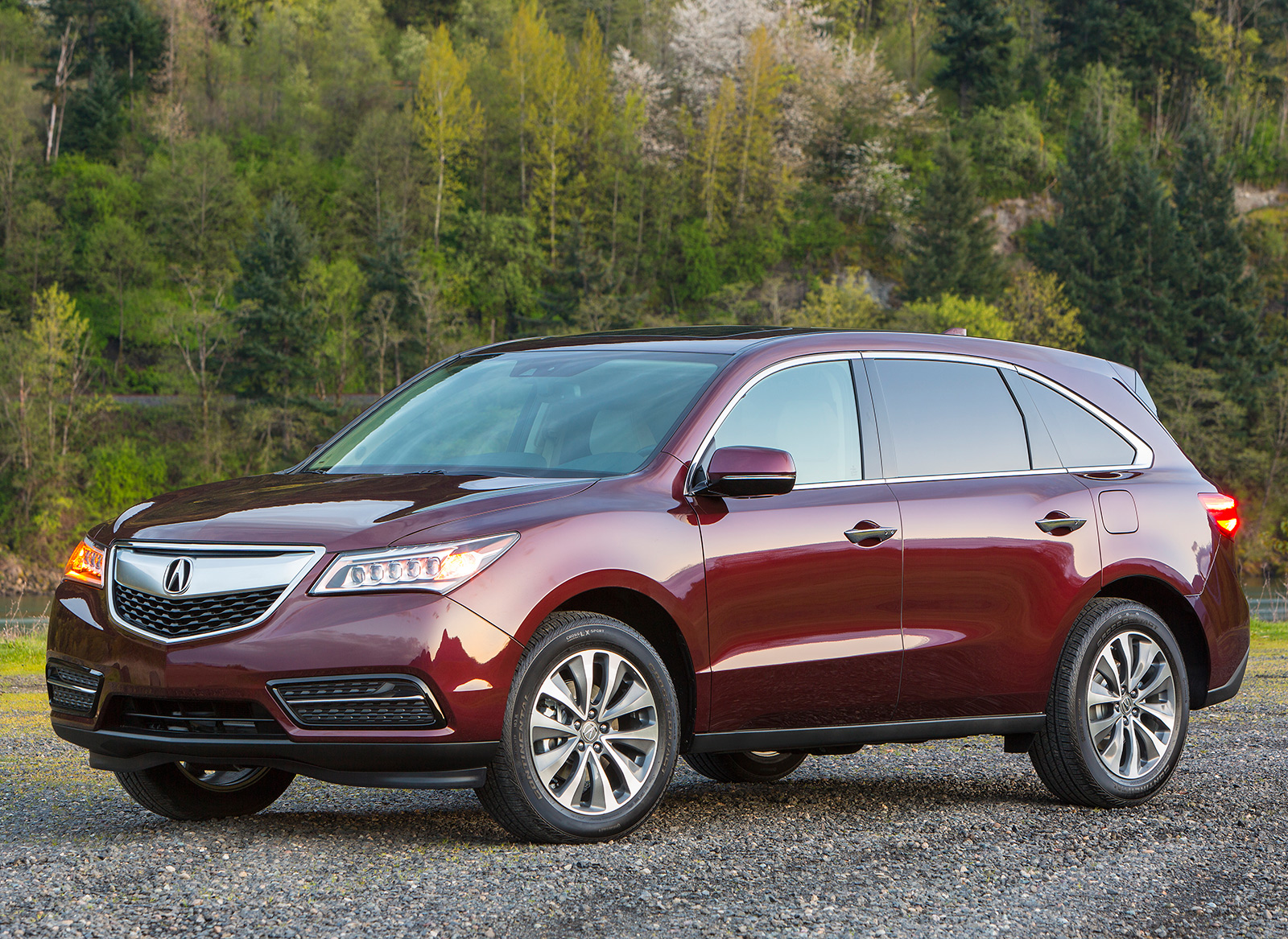 The New Transmission On Freshened Luxury Suv Might Not Be An Improvement