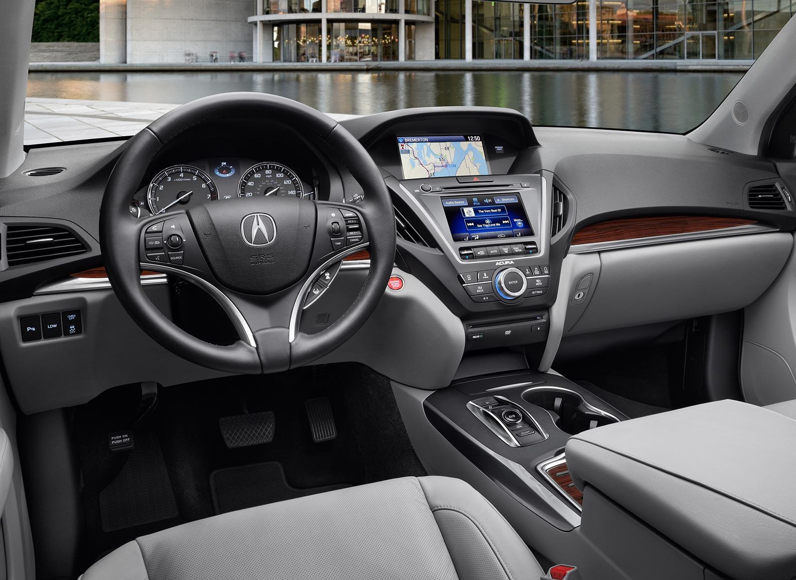 Acura Mdx 2016 Vs 2015 Consumer Reports