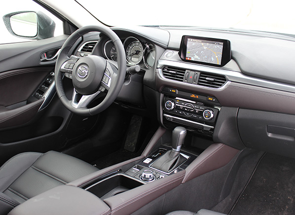 Updated 2016 Mazda6 Remains Fun But Limited Consumer Reports