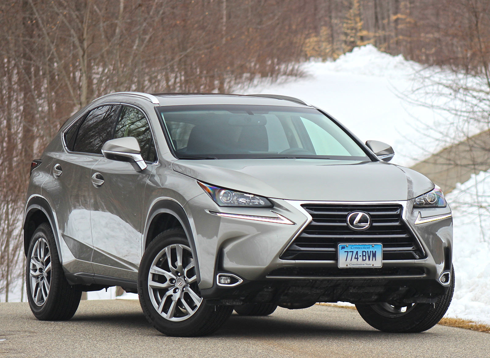 Edgy 2017 Lexus Nx 200t Proves Agile And Downright Youthful