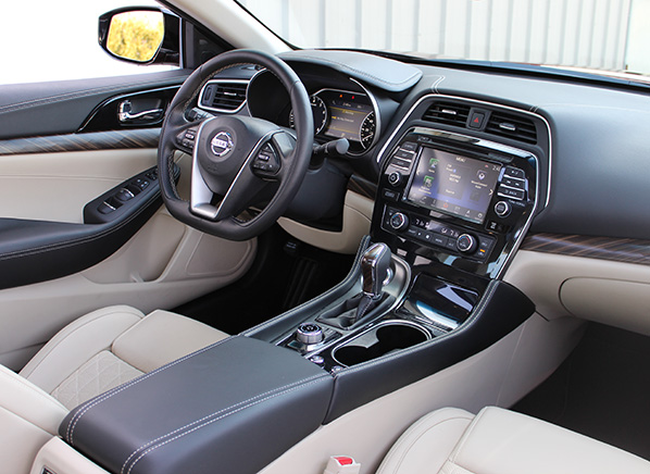 2016 Nissan Maxima First Drive Review Consumer Reports