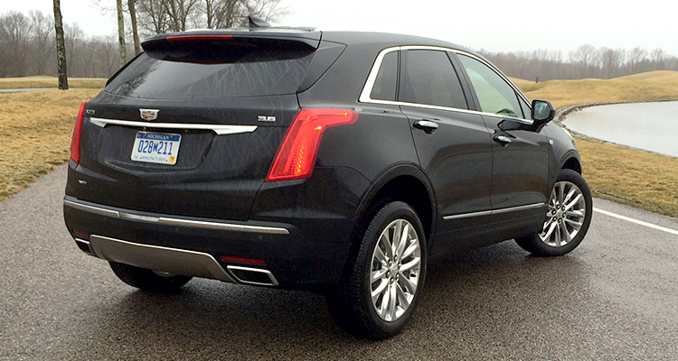 2017 Cadillac XT5 Ready for Luxury SUV Fight - Consumer Reports