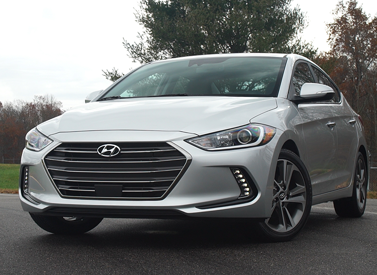 2017 Hyundai Elantra Roomier And More Refined Consumer