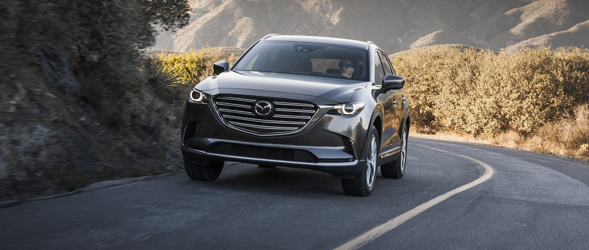 Driving The Turbocharged 2017 Mazda Cx 9 Consumer Reports Ford 2 V6 Engine Diagram
