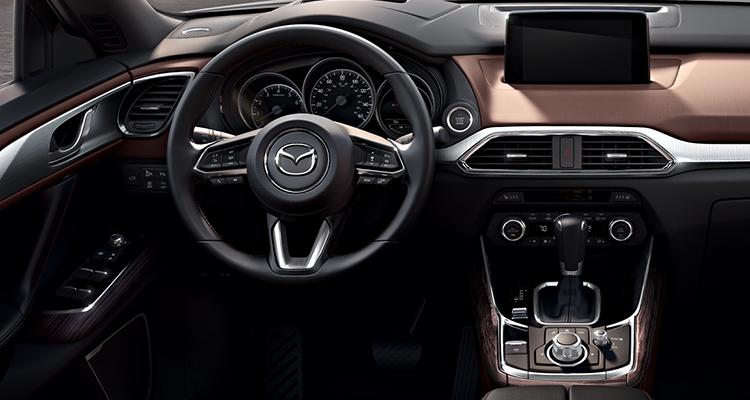 Brilliant 2017 Mazda Cx 9 Review  Automobilcars