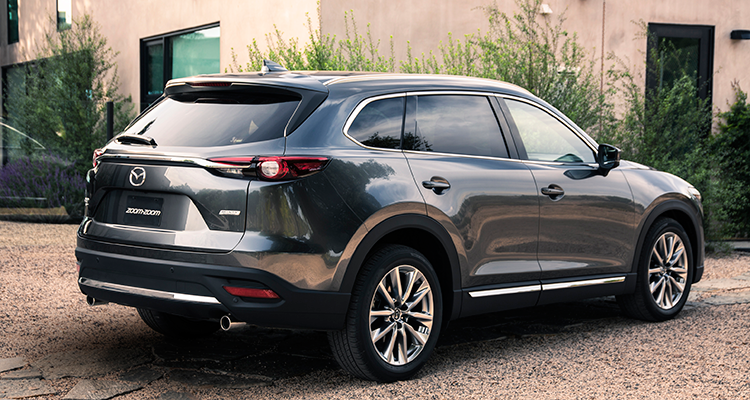 Thereu0027s An Underlying Firmness To The Ride That Makes The The 2016 Mazda CX  9 Feel Crisp And Alert. And Yet, The Suspension Effectively Manages To  Absorb ...
