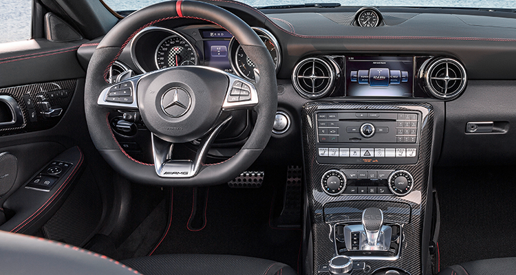 2017 Mercedes Benz Slc Roadster Consumer Reports