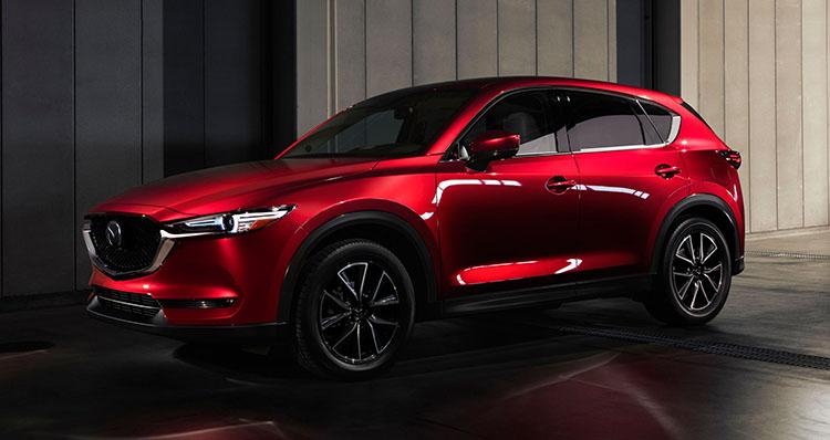 2017 Mazda Cx 5 Suv