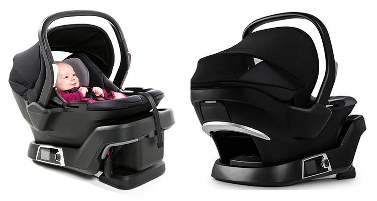 high tech 4moms car seat previewed consumer reports. Black Bedroom Furniture Sets. Home Design Ideas