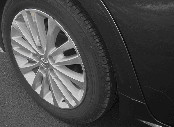 Safety Risks of Worn Tires - Consumer Reports