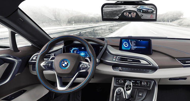 Hottest Cars And Automotive Tech From CES Consumer Reports - 2016 bmw cars