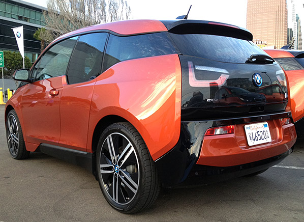 2014 BMW I3 Electric