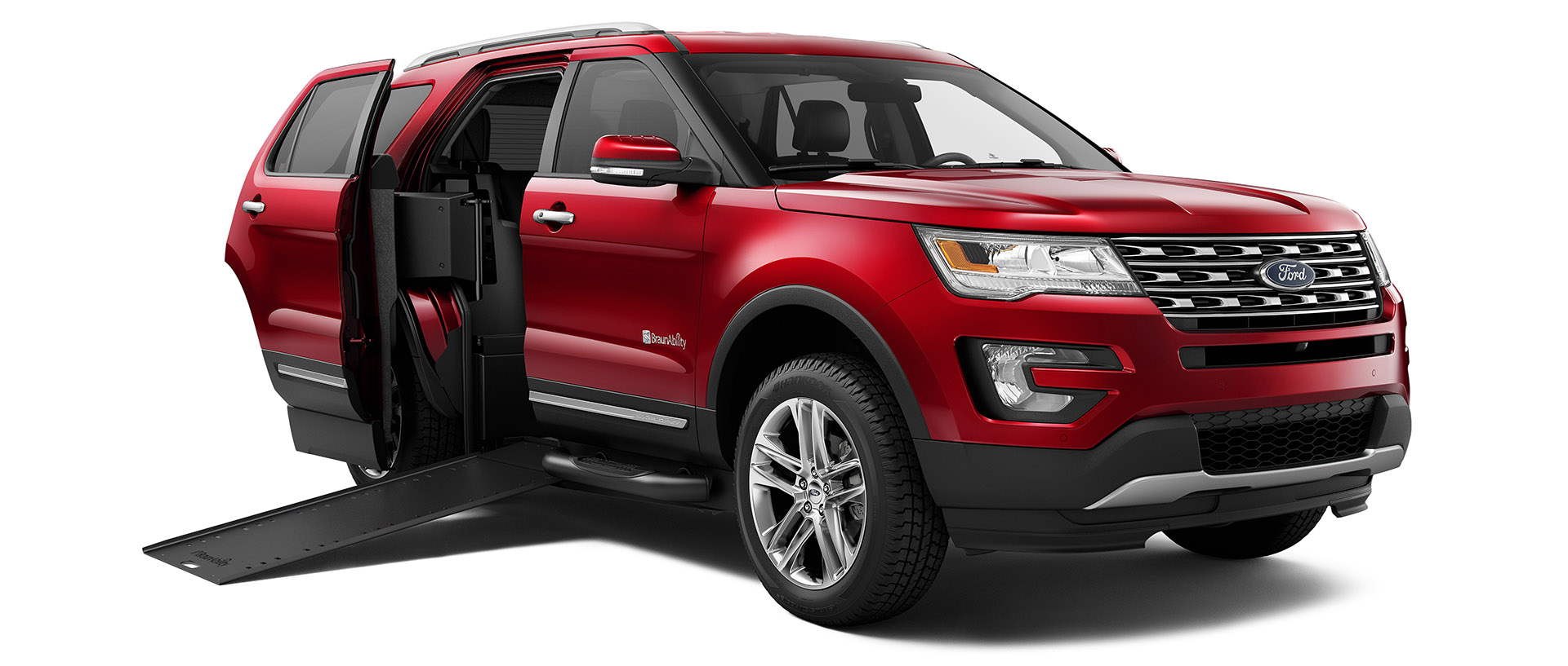 Wheelchair accessible ford explorer consumer reports for Handicap wheelchair