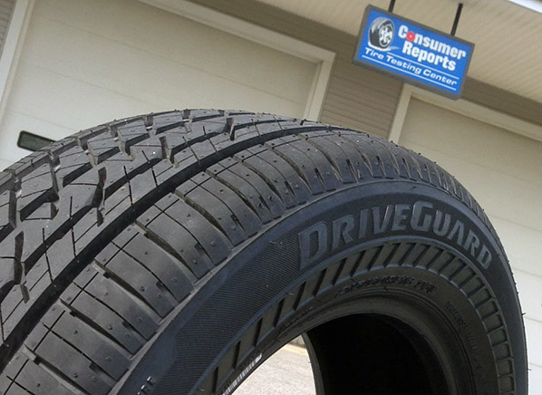 Does The Bridgestone Driveguard Run Flat Tire Live Up To Its Promise