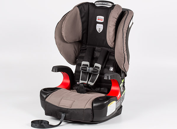 Clever Toddler Booster Seats That Are Easier To Install Securely Britaxs ClickTight Technology Proves Convenient In Tests