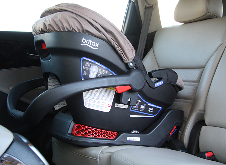 How To Install Rear Facing Car Seat With Latch