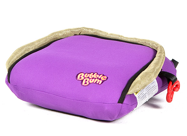 Quick Test Travel Friendly BubbleBum Inflatable Booster Seat