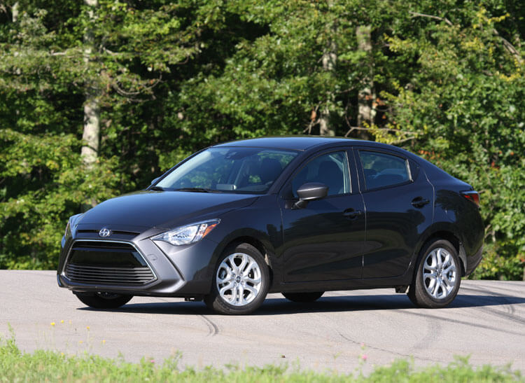 2016 Scion iA Delivers Affordable Thrills - Consumer Reports
