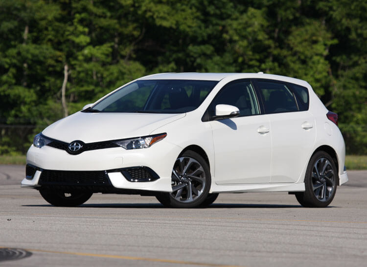 driving the scion im hatchback consumer reports. Black Bedroom Furniture Sets. Home Design Ideas