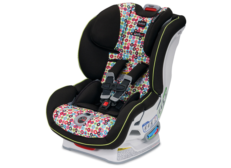 Britax Kaleidoscope Child Seat With Click