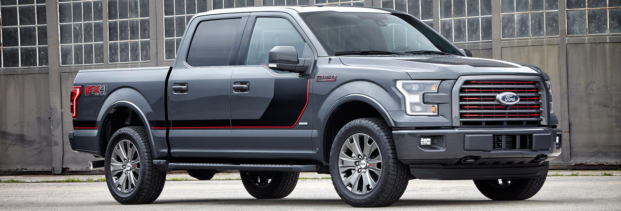 2017 ford f 150 gets new engine and transmission for Granger motors used cars