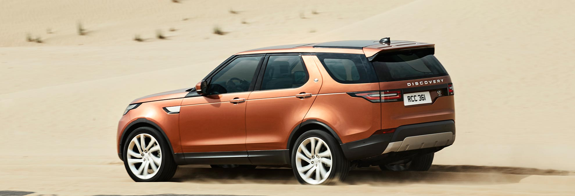 All New More Civilized 2017 Land Rover Discovery