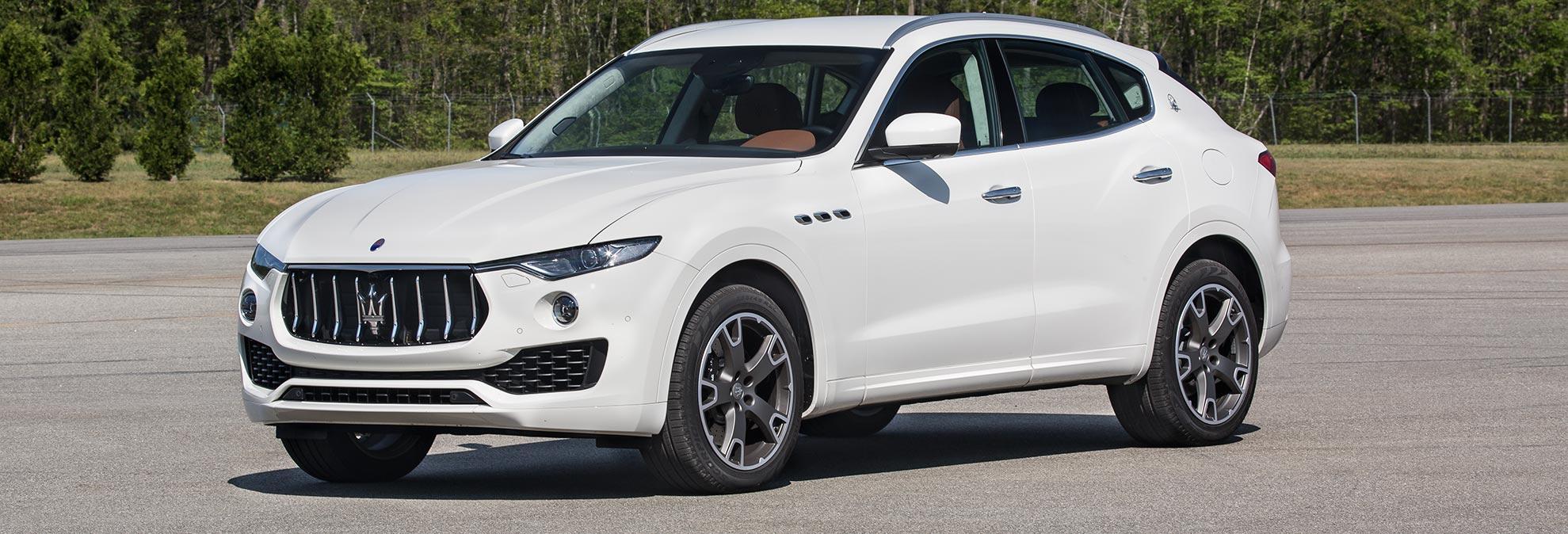 First Drive 2017 Maserati Levante Suv Consumer Reports