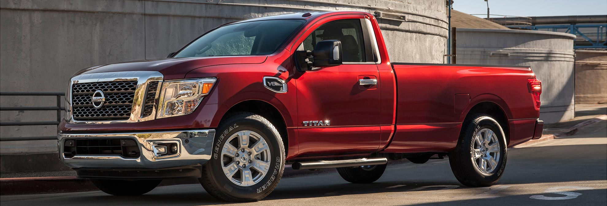 2017 Nissan Titan Goes Lighter Consumer Reports
