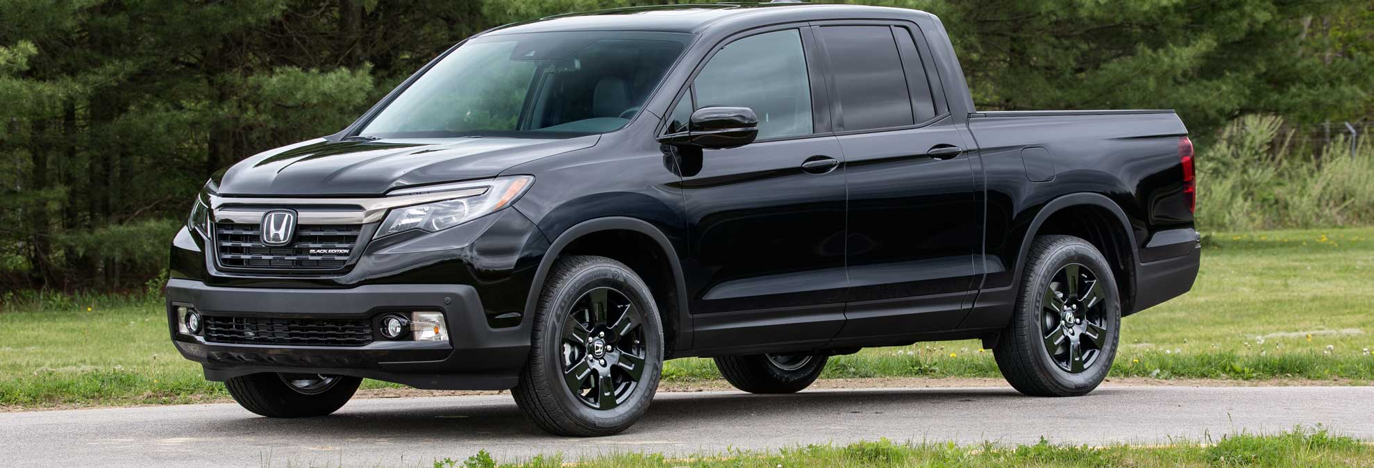 2017 Honda Ridgeline Pickup Looks More Trucky Yet Remains Innovative