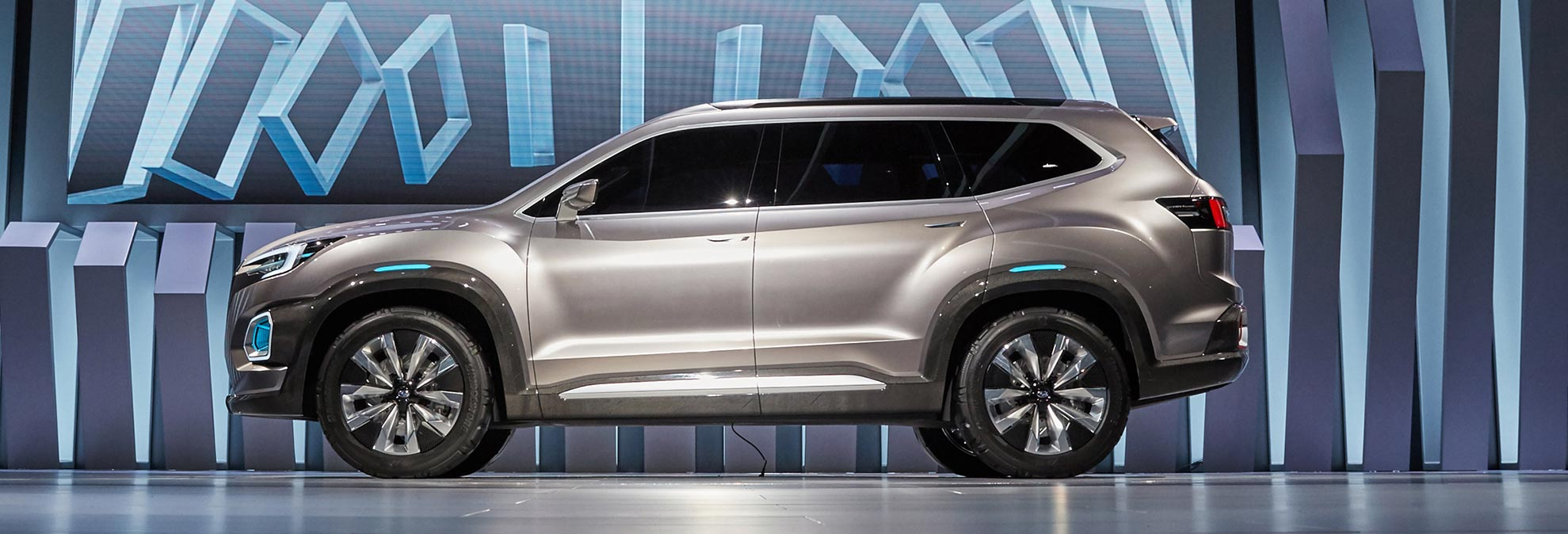 Preview Subaru Viziv 7 Suv Concept Consumer Reports