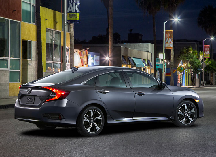 2016 Honda Civic Preview