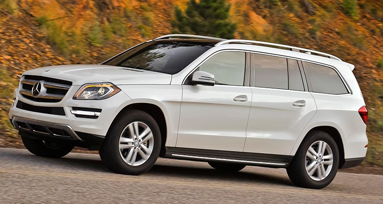 Cars Minivans And Suvs With The Best And Worst Third Row Seats
