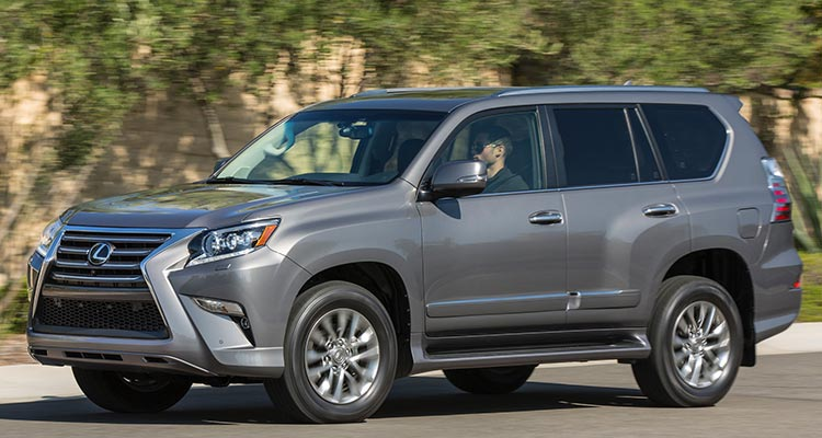 Most reliable cars: Lexus GX