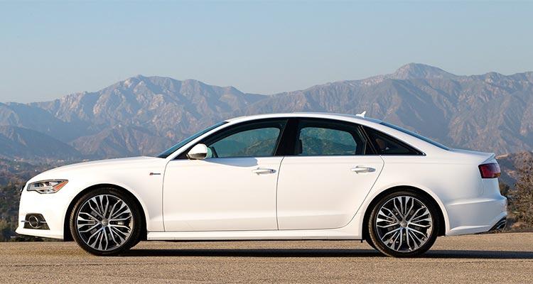 Audi A6 (3.0T)