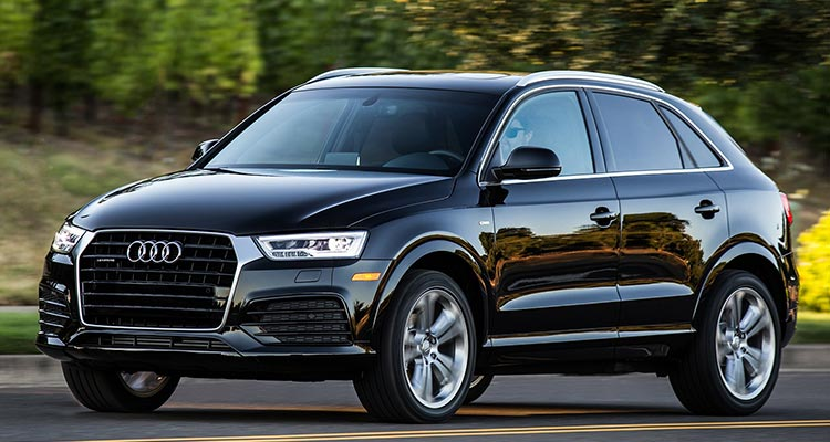 Most reliable cars: Audi Q3