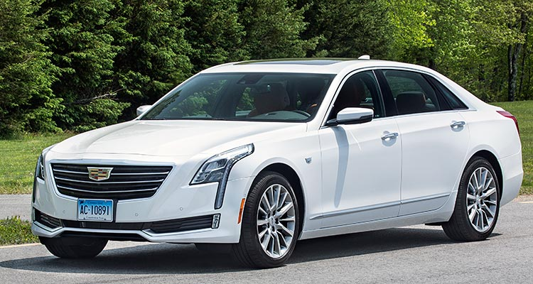 Cadillac CT6 Luxury (3.6L, AWD)
