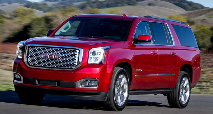 Least reliable cars: GMC Yukon XL