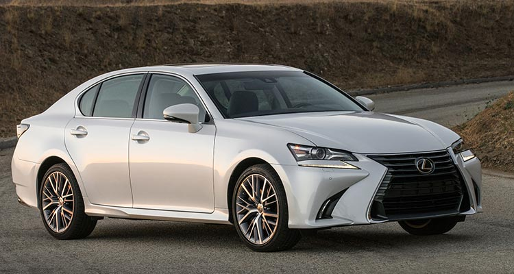 Most reliable cars: Lexus GS